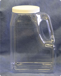 Liquid Diet Shake and Pour Bottle
